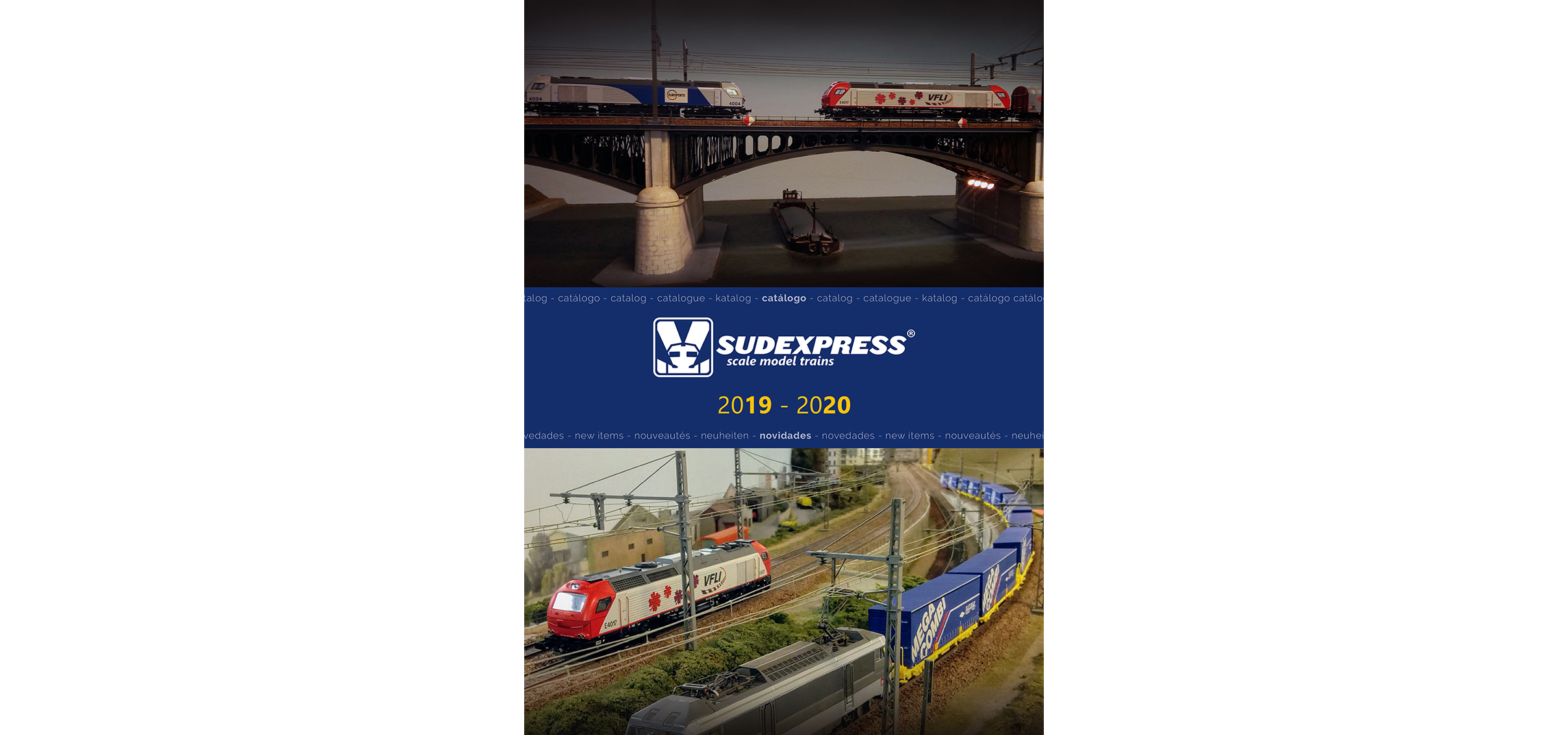 Sudexpress Catalogue 2019 - 2020