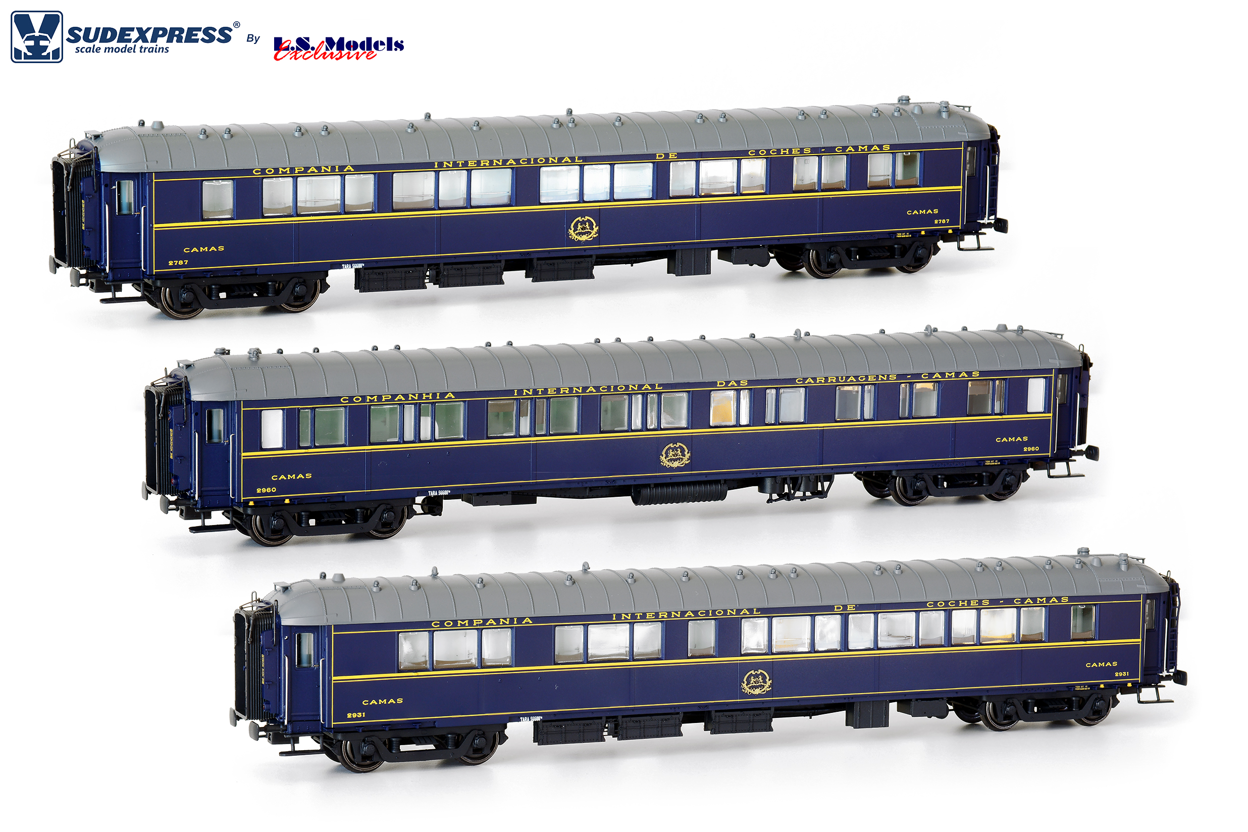 CIWL sleeper coach S2 2796